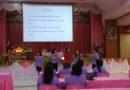 อบรมการฝึกทักษะภาษาอังกฤษและภาษาต่างประเทศที่สอง ปีการศึกษา 2559