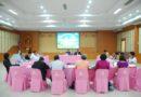 ประชุมคณะกรรมการสถานศึกษาขั้นพื้นฐาน ครั้งที่ 2/2559